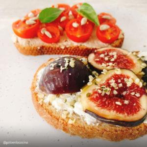 recetas con pan aleman ketterer | @gatoenlacocina